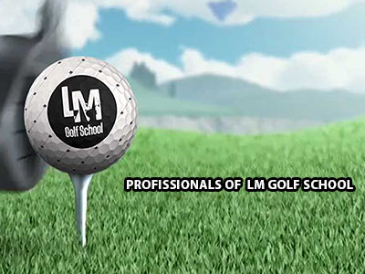 Profissionals of LM Golf School